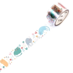 Washi tape - Little Cats