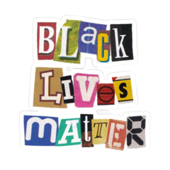 Black Lives Matter • Magazine na internet