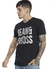 REMERA ESTAMPA PUNTOS JEANS AND BROSS - HOMBRE