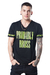 REMERA BROSS FLUO PROBABLY - HOMBRE