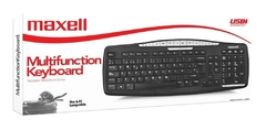Teclado Multifuncion Maxell KB-100 en internet