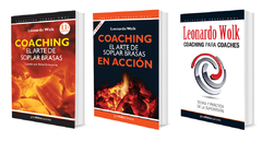 Combo 9: Coaching El Arte De Soplar Brasas + Coaching En Acción + Coaching Para Coaches
