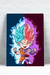 Placa Decorativa - Goku