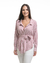 Camisa Clara Arruda Over Sized 12062
