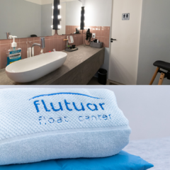 1 Combo Flutuação + Massagem | BLACK FRIDAY - Flutuar Float Center