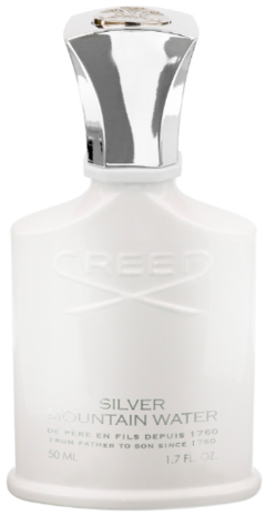Silver Mountain Water - Creed