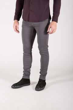 Chino Color Gris