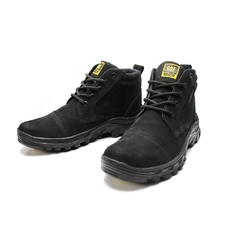 Bota Harley Low - Preto na internet