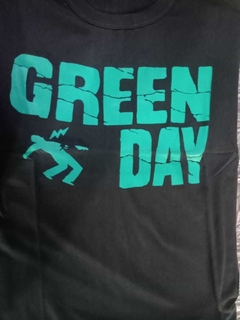 Remera -  Green Day Modelo III