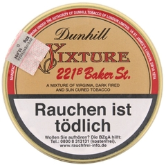 TABACO MCCONNELL BARKING RD. (DUNHILL MIX 221B BAKER ST.) - LATA 50grs. - comprar online