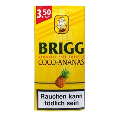 TABACO PIPA BRIGG COCO - POUCH 40grs.