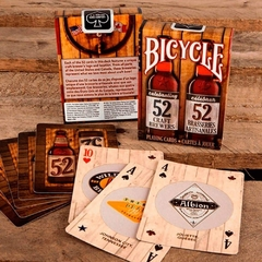 BICYCLE CRAFT BEER NAIPES POKER en internet