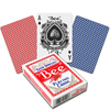 BEE NAIPES POKER STANDARD ROJO