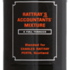TABACO RATTRAY´S ACCOUNTANTS - POUCH 50grs.