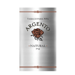 TABACO ARGENTO NATURAL - POUCH 50grs.