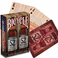 BICYCLE CRAFT BEER NAIPES POKER - tienda online
