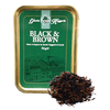 TABACO GAWITH HOGGARTH BLACK AND BROWN - LATA 50grs.