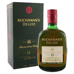 BUCHANANS DELUXE 12 YRS. - 750ML.