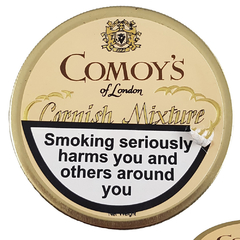 TABACO COMOYS CORNISH MIXTURE - LATA 50grs.