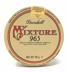 TABACO MCCONNELL MARYLEBONE (DUNHILL 965 MIXTURE) - LATA 50grs. - comprar online