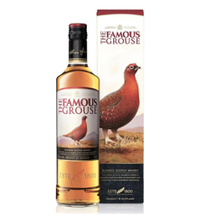 THE FAMOUS GROUSE - 750ML.