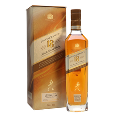 JOHNNY WALKER 18 YEARS - 750ML.
