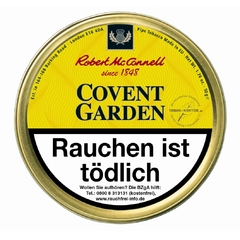 TABACO MCCONNELL COVENT GARDEN (DUNHILL NIGHTCAP) - LATA 50grs.