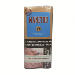 TABACO RYO MANITOU VIRGINIA BLUE X35GR