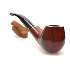 PIPA VAUEN BENT EGG 9MM - ALEMANIA