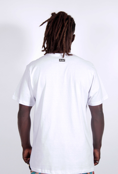 CAMISETA OTHER CULTURE 2PAC SPIT WHITE - OC1321 - comprar online