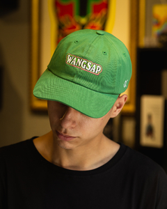 BONÉ DAD HAT OTHER WANGSAP GREEN - OC0996