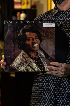 DISCO DE VINIL JAMES BROWN GRAVITY