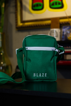 SHOULDER BAG BLAZE SUPPLY GREEN - BLZAC01