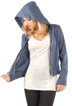 Campera Rompeviento Impermeable Ultraliviana