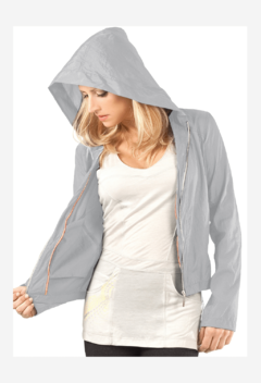 Campera Rompeviento Impermeable Ultraliviana - Indarra