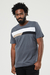 Camiseta Color Block Duo Federal Art