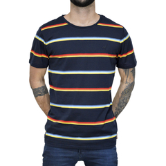 Remera Sailing Stripes - Código 10041-5