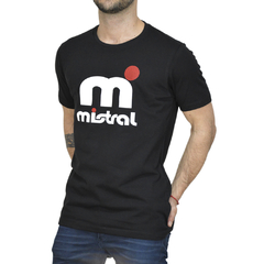 Remera Big Logo MC - Codigo 10046-1 - Mistral
