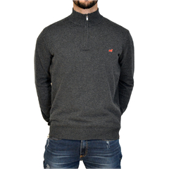 Sweater Medio cierre Scotty - Codigo 14792 - comprar online