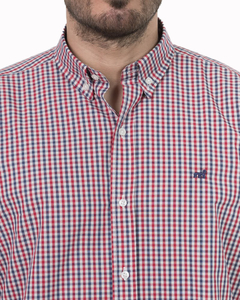 Camisa Camisa Boris Checks Regular ML - Código 35031-3 - comprar online