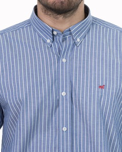 Camisa Camisa Boris Stripe Regular ML - Código 35023-4 en internet