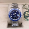 ROLEX SUBMARINER SMURF