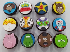 Mini Cupcakes - Toy Story