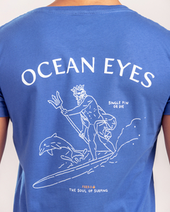 T-SHIRT LONG OCEAN EYES - Soul Parko