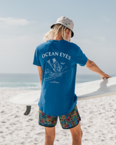 T-SHIRT LONG OCEAN EYES - loja online
