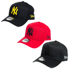 KIT 3 BONÉS NEW YORK YANKEES 940 - NEW ERA - comprar online