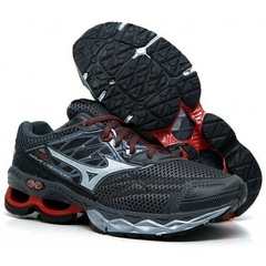 MIZUNO WAVE CREATION 20 - GRAFITE - comprar online
