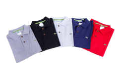 KIT 10 POLOS LACOSTE - comprar online