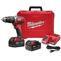 Taladro Atornillador Percutor 2607-259A Milwaukee 18v 13mm