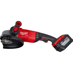 Amoladora 18v 12ah Milwaukee 2785-259hda 180-230mm + Bolso en internet